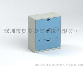 奥美EX-LFC1404文件柜厂家直销