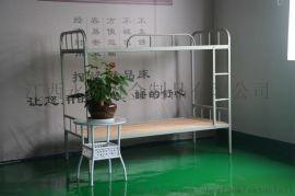 赣州学生床永固镀锌方管铁架床