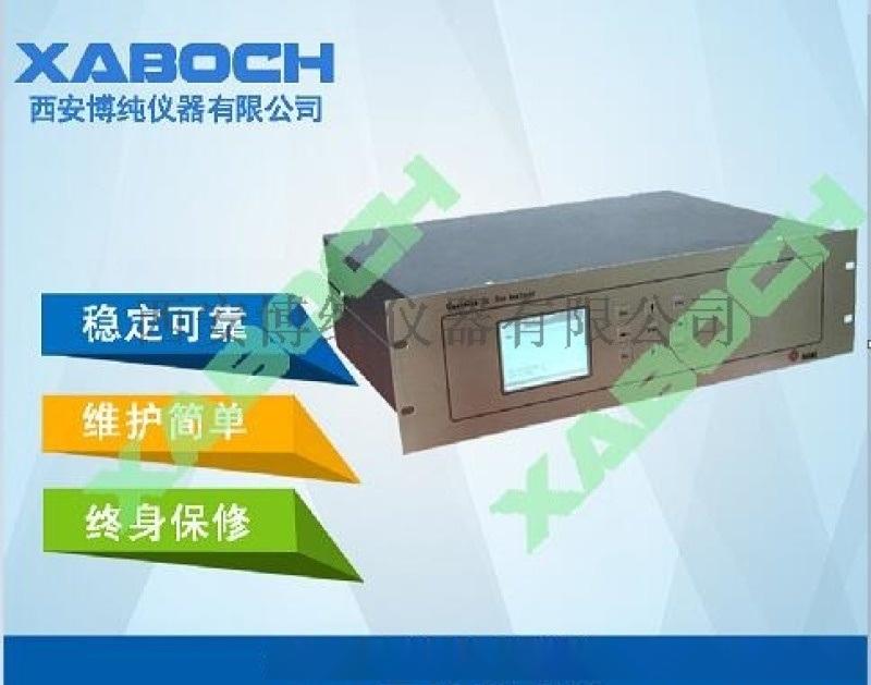 迴轉窯氧含量一氧化碳監測系統