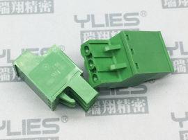 5.08mmPCB连接器母座180度 接线端子厂家