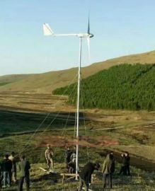 厂家供应10KW风力发电机永磁低风速风力发电机