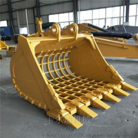卡特336 2.3方挖掘机栅格斗 挖掘机挖斗