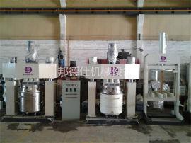 供应广东300L强力分散机 江西硅酮结构胶分散设备