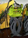 旋转抓木器挖掘机配件 液压机械 运行平稳厂家直销