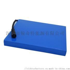 12V一体化太阳能路灯电池磷酸铁锂电芯