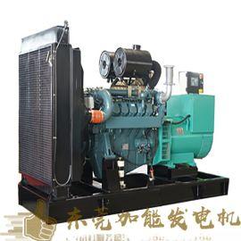 东莞发电机厂家 200KW上柴柴油发电机组