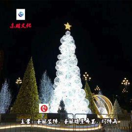 大型聖誕樹加工製作設計、生產、安裝一條龍服務