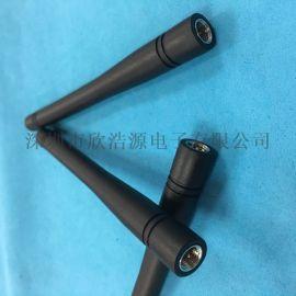 廠家直銷物聯網2.4G WIFI防水膠套天線