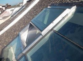 盧立屋頂電動移動天窗