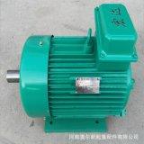 YZ系列电机 YZ160L-8双轴 **保修