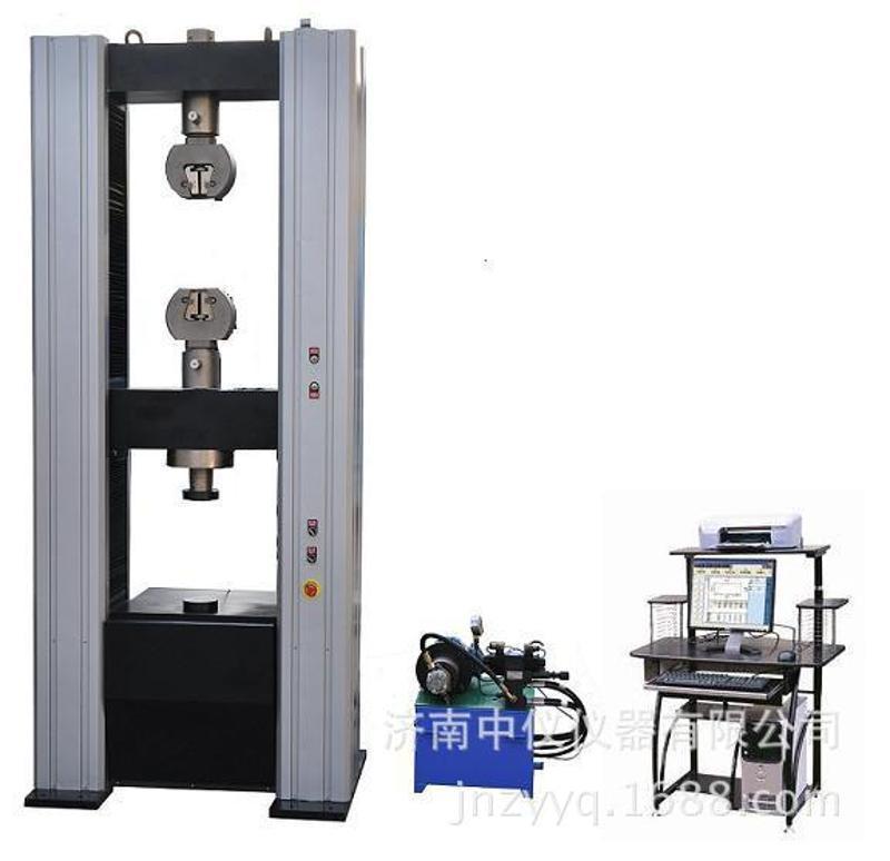 铁丝链条50kn电子拉力试验机 5吨铜丝铝棒拉力机