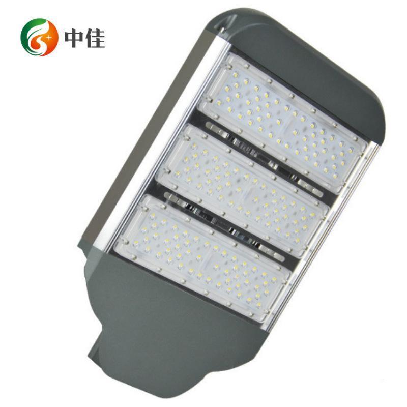 led摸组路灯外壳套件  60W压铸路灯头灯具