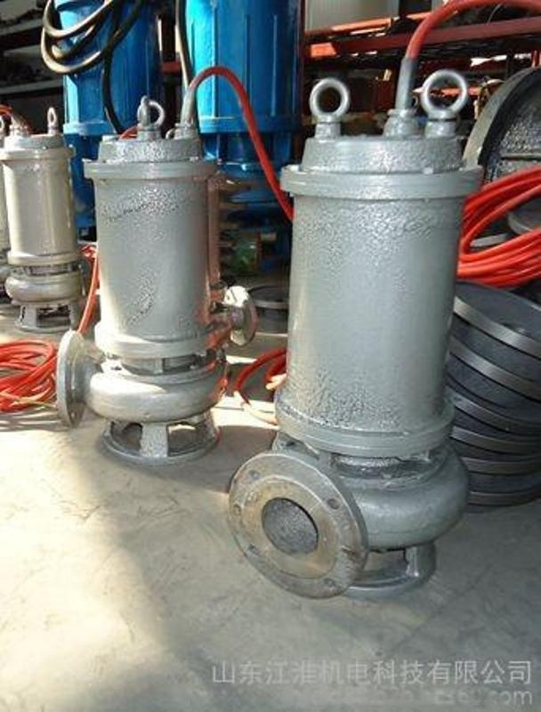 全铸造不锈钢潜水排污泵-江淮Z(X)WQ(R)