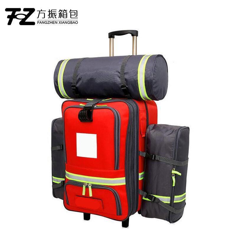 急救包戶外急救包套裝醫療急救包家用拉桿箱系列急救包定製批發