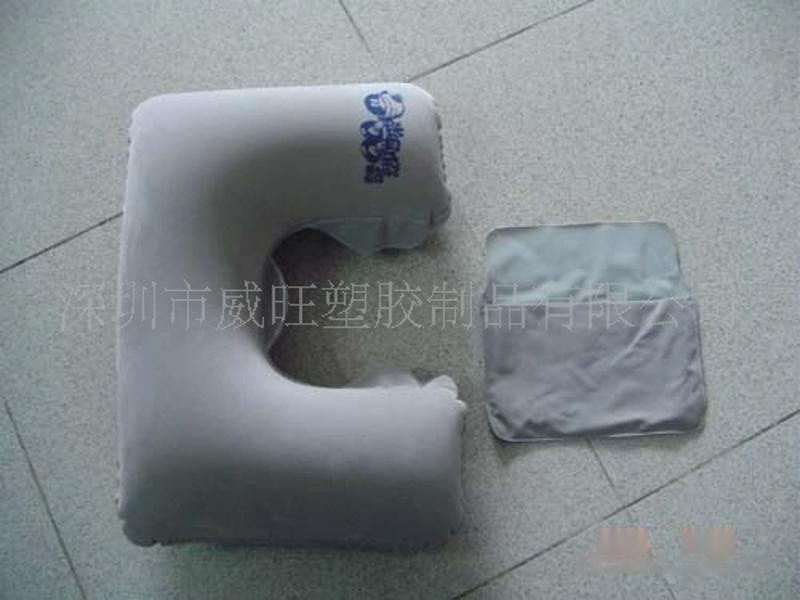 深圳厂家生产 pvc充气枕