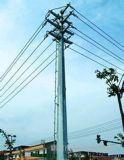 供钢管杆 北京昌平35KV电力钢杆、钢管桩基础及打桩车改造
