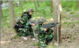 西安蓝田县最好用的真人CS野战装备 铭恒真人CS设备