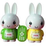 檸檬兔MP3兒童益智遙控故事機