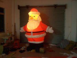 CS-0118充气圣诞老人