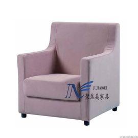 沙发厂家直销沙发/皮质沙发/酒店时尚布艺沙发到聚焦美定做
