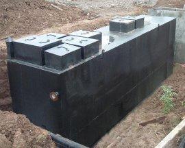 供应园区工业污水处理设备 一体化污水处理方案 承接工业污水工程
