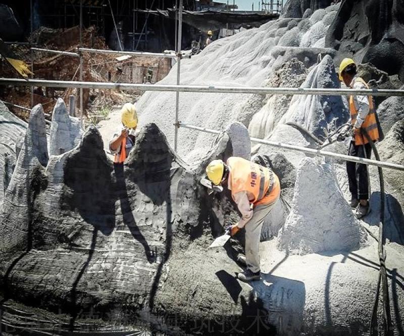 中德新亞TCP噴塑砂漿