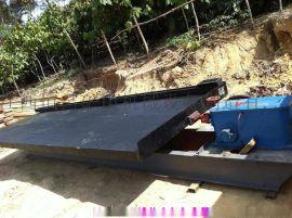 重力选矿设备 山东6S摇床生产厂家 选矿摇床设备