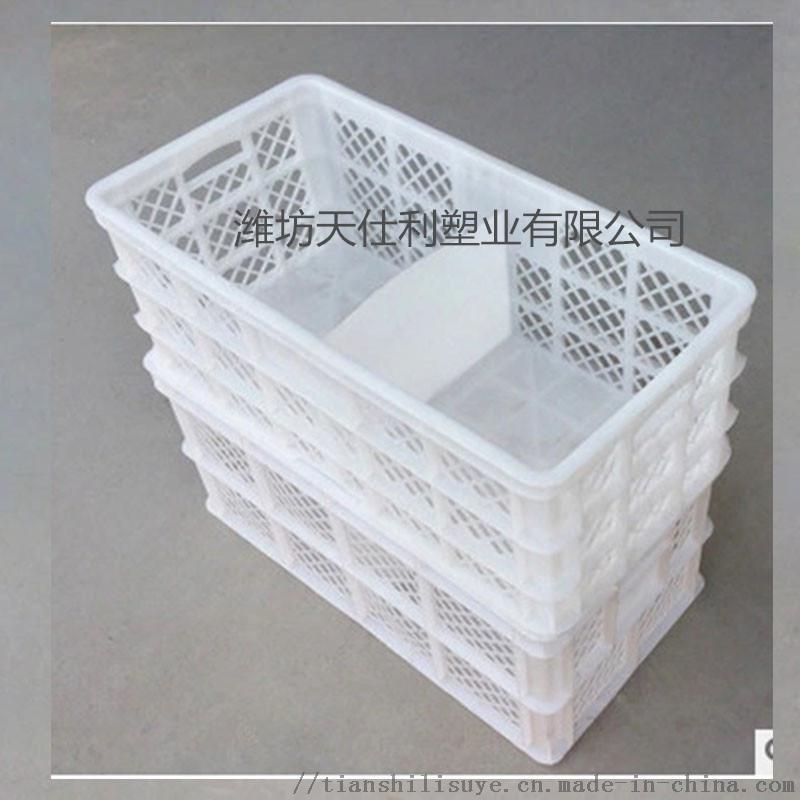 山东供应塑料隔板蛋筐 抗摔塑料鸡蛋筐 纯原料蛋筐