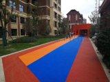 EPDM地坪  丙烯酸球場塗層   水性矽PU材料