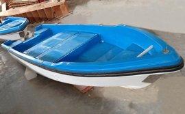 YD560型高稳玻璃钢钓鱼船