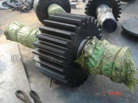 回转窑小齿轮   回转窑大齿轮批发  3x45米化工回转式回转窑轮带