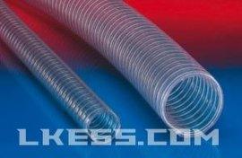 PVC透明钢丝软管,PVC钢丝软管,PVC钢丝增强软管,PVC螺旋钢丝软管