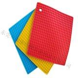 硅膠鍋墊 環保硅膠杯墊 防滑耐高溫 正方形硅膠隔熱墊