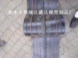 651型橡胶止水带施工与安装