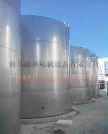 宁波不锈钢罐   立式储 罐 酿 设备生产供应