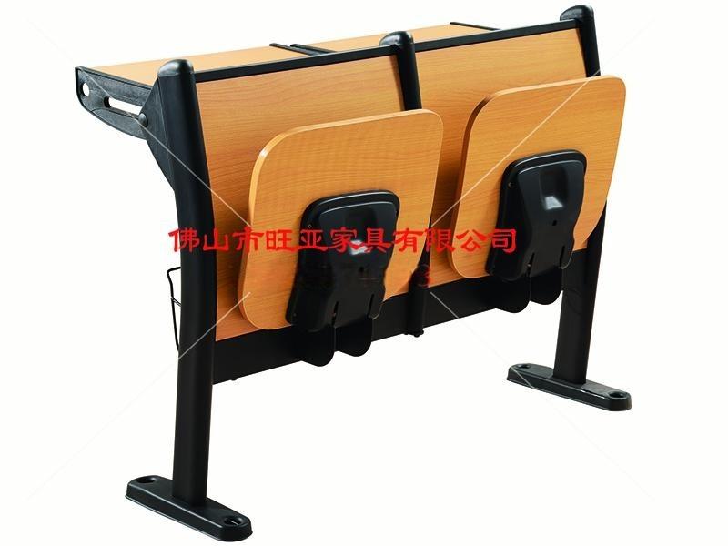 培训椅批发 多媒体折叠桌椅 阶梯教室排椅 多媒体课桌椅 可定制