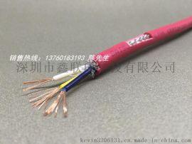 10-20芯耐寒屏蔽电缆 20-30芯-40度耐寒耐低温电缆