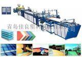 青岛佳良塑料机械-PE片材挤出生产线