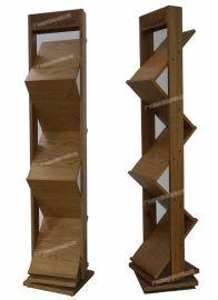 木货架、木展示架、实木展示柜
