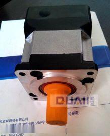 上海权立AB90-64精密伺服行星减速机,精密机床专用减速机,适配松下台达三菱伺服电机
