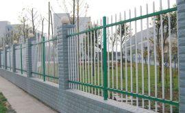广东小区护栏厂家 深圳小区围墙护栏镀锌处理工艺