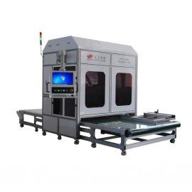 激光加工导光板质量好吗/灯箱导光板激光加工设备厂家价格