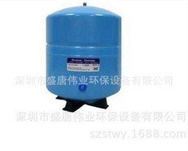 厂家批发11G纯水机压力桶 净水器配件11加仑储水压力桶