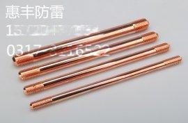 惠丰系列铜包钢接地极型号齐全 镀铜钢接地棒厂家直销