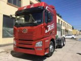 二手解放J6轻量化340-460马力双驱动牵引货车价格图片