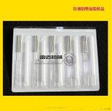 深圳五金小件/医用针剂/磨牙针自动铝塑泡罩包装机