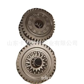 法士特齿轮_JS118-1707121_法士特副箱减速齿轮(44齿) 图片 价格