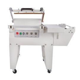 450L半自动封切机,POF膜收缩膜热封口机