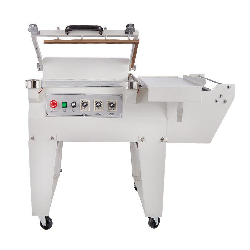 450L半自動封切機,POF膜收縮膜熱封口機