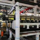 金韦尔PP土工隔栅片材生产线